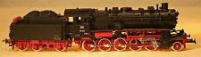 Dampflok mit Schlepptender H0 Roco 4112 DB 58 1556 Güterzugdampflokomotive