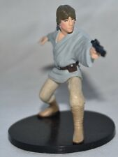 Disney Store Authentic LUKE SKYWALKER FIGURINE Cake TOPPER STAR WARS JEDI NEW