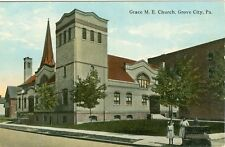 Grove City, PA The Grace M.E. Church
