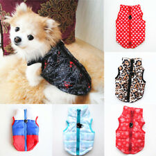Warm Clothing Apparel Chihuahua Puppy Sweater Coat Clothes For Small Pet Dog