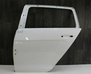 Puerta Trasera Izquierda + VW Golf 7 VII Variante 2012-2020+5G9833311D+Blanco