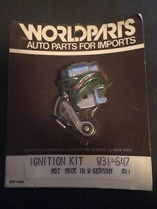 New Worldparts Volkswagen Parts For Imports W31-647 Ignition Kit W Germany VW