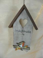 Futterfeder für Meisenknödel Vogelfutter Imbisbude Futterstelle 20 cm 89002