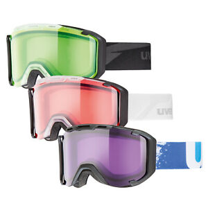 Uvex Snowstrike Skibrille - Stimu Lens