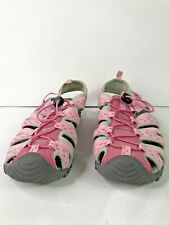 The Breast Cancer Site - Sport Hiking Sandals - Women's Shoes - Pink - Size 7