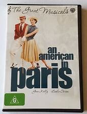 An American In Paris DVD The Great Musicals (#DVD01000)