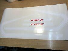FS1E Tank & Side panels Decal set 1973 1974 1975 Pedal Model Design set.
