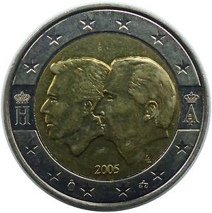 BELGIQUE 2 Euro 2005