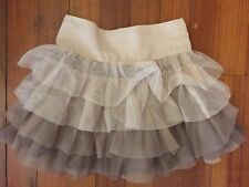 Stella McCartney For GAP Tulle Tiered Skirt Girl Small 4T 5