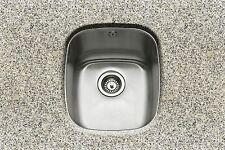 Caple FORM34/40 Stainless Steel undermount sink
