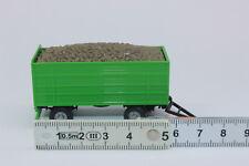 Wiking 038815 Rübenanhänger - Vert 1:87 Neuf Emballage D'Origine