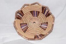 Handmade Hand Woven basket or bread basket from Zimbabwe #1
