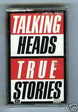 CASSETTE TAPE NEW TALKING HEADS TRUE STORIES