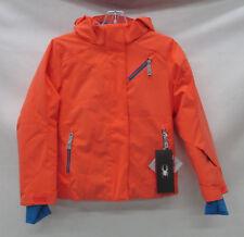 Spyder Girls Lola Ski Jacket 239011 Coral Size 14