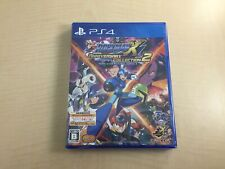 Rockman X Anniversary Collection 2 - PS4 Japan