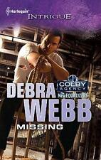 Intrigue: Missing 1270 by Debra Webb (2011, Paperback)
