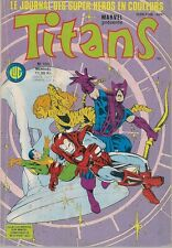 BD--TITANS N° 111--STAN LEE--LUG / AVRIL 1988