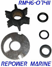 Impeller Kit Mercury 3.5, 3.6, 4, 4.5, 7.5, 9.8 HP Outboard #: 47-89981 Q1