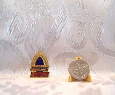 USA MINNEGASCO U.S. Olympic Festival Rainbow Foods 1990 Hat Lapel Pin Badge