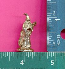 lead free pewter wizard figurine B2056