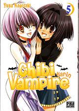 CHIBI VAMPIRE  KARIN    MANGA  N° 5   PIKA  EDITION