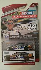 NASCAR AUTHENTICS #14 CAR TONY STEWART 2015  MOBILE 1   1:64 DIE CAST    NEW