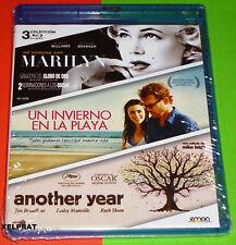 MARILYN + ANOTHER YEAR + UN INVIERNO EN LA PLAYA ( Stuck in love ) AREA B Precin