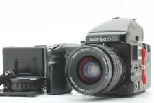 【NEAR MINT+++】 Mamiya 645 Pro TL AE Prism Finder Sekor C 45mm f2.8 N Lens JAPAN