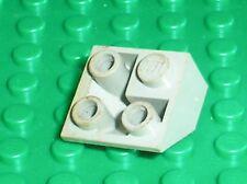 LEGO OldGray slope brick Réf 3676 / Set 6085 6086 6073 6396 6076 10030 4482..