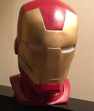 Iron Man - Helmet Hand Painted