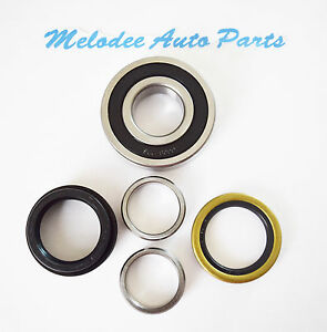 Rear Wheel Bearing W/Seal Set For Toyota Pick Up / Tacoma /T100 /4Runner   W/ABS