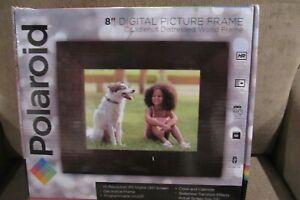 Polaroid 8 inch Digital Frame B2