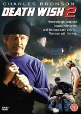 Death Wish 2   DVD   New!    Charles Bronson