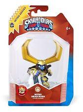 Skylanders Trap Team NITRO HEAD RUSH Headrush Master Earth ALL PLATFORMS Sealed