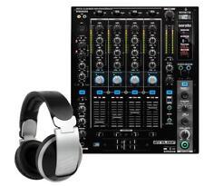 Reloop RMX-90 W/ RHP-20 Silver Headphones