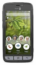 Doro 7423 8030 4G SIM-Free Mobile Phone without Cradle-Black