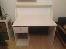 hemnes schreibtisch ebay. Black Bedroom Furniture Sets. Home Design Ideas