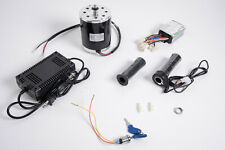 500 W 24 V electric motor kit w base+controller+Throttle+charger+Keylock switch