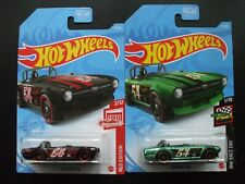 Triumph Tr6 2 Car Lot: Target Exclusive Red Edition & Regular Mainline Variants