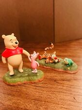 Disney's Pooh and Friends Figurines – Winnie the Pooh, Tigger & Piglet