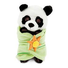 Disney Parks Panda Baby Plush Disney's Babies Doll & Blanket Animal Kingdom