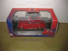 IST 1/43 1950 EMW 340-2 LIMOUSINE RED IST007 OLD SHOP STOCK HARD TO FIND MODEL