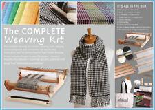 "Ashford 16"" Samplelt Loom Complete Weaving Kit - Free Shipping"