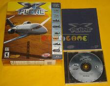 X PLANE 1 Pc Versione Americana Big Box 1ª Edizione XPlane »»»»» USATO