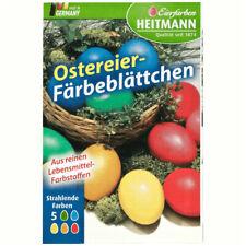 Eierfarben Färbeplättchen Ostereierfarben Ostereier Ostern Eier