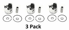 Aftermarket Yamaha GP1200R GPR1200 XLT1200 PV top end pistons 66V-11631-00-A0