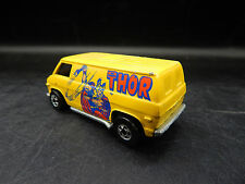 original Mattel Hot Wheels vintage THOR van car 1978 Marvel diecast toy mcu RARE