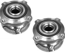 REAR WHEEL HUB BEARING ASSEMBLY FOR 2007-2013 BMW X5 PAIR NEW LOWER PRICE