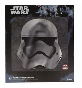 Star Wars Stormtrooper Mirror GREAT GIFT FOR A STAR WARS FAN 30.6x 33.9 cm BNIB