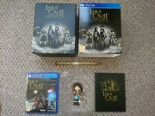 Sony PS4 Playstation 4 Game - Lara Croft And The Temple Of Osiris Gold Edition